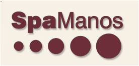 Logo Spa Manos - Albrook Mall